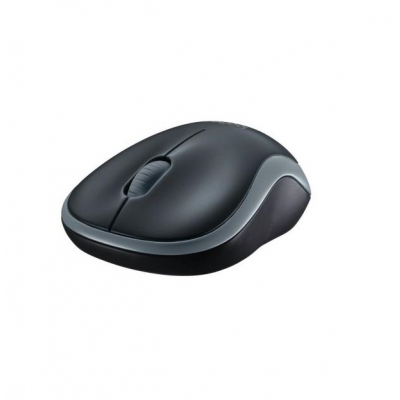Мышка Cordless M185 swift grey Logitech (910-002238)