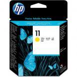 Печатающая головка HP №11 Yellow (DesignJ10ps/ 500/ 800) Фото