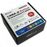Кабель для принтера Viewcon USB2.0 AM/BM активний Фото 1