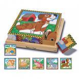 Кубики Melissa&Doug Домашние животные Фото