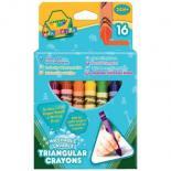 Набор для творчества Crayola 16 трехгранных восковых мелков Фото