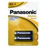 Батарейка PANASONIC LR06 Alkaline Power * 2 Фото