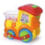 Развивающая игрушка Huile Toys Паровозик Ту-Ту Фото 1