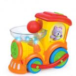 Развивающая игрушка Huile Toys Паровозик Ту-Ту Фото 2