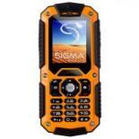 Мобильный телефон Sigma X-treme IT67 Dual Sim Orange Фото