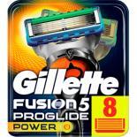Сменные кассеты Gillette Fusion ProGlide Power 8 шт Фото