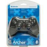 Геймпад Defender Archer USB Фото 2