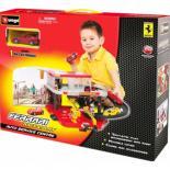 Игровой набор Bburago Гараж Ferrari 2 уровня 1:43 Фото