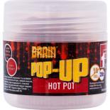 Бойл Brain fishing Pop-Up F1 Hot pot (специи) 10 mm 20 gr Фото
