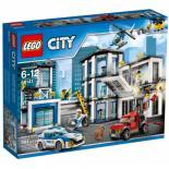 Конструктор LEGO City Полицейский участок Фото