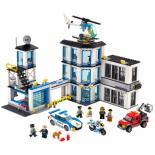 Конструктор LEGO City Полицейский участок Фото 1