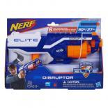 Игрушечное оружие Hasbro Nerf Elite Бластер Дисраптор Фото 1