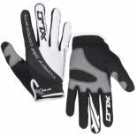 Перчатки для фитнеса XLC CG-L04 Mercury, черно-белые, XL Фото