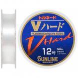 Флюорокарбон Sunline FC Tornado V Hard HG 50м #12 0.57мм 25кг Фото