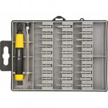 Набор инструментов Topex насадки прецизионные с держателем, (под отвертку)  Фото