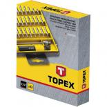 Набор инструментов Topex насадки прецизионные с держателем, (под отвертку)  Фото 1