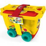 Набор для творчества Hasbro Play-Doh Арт-Тележка Фото