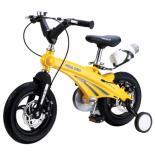Детский велосипед Miqilong GN Желтый 16` Фото