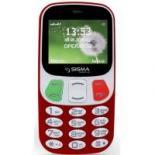 Мобильный телефон Sigma Comfort 50 Retro Red Фото
