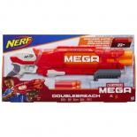 Игрушечное оружие Hasbro Бластер Мега Даблбрич Фото 1
