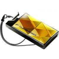 USB флеш накопитель Silicon Power 8Gb 850 amber Фото