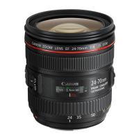 Объектив Canon EF 24-70 F4L IS USM Фото