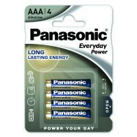 Батарейка PANASONIC AAA LR03 Everyday Power * 4 Фото