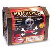 Игровой набор Melissa&Doug Пиратский сундук Фото