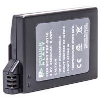Аккумулятор к фото/видео PowerPlant Sony PSP-S110/2000/2600/S360 Фото