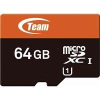 Карта пам'яті Team 64Gb microSDXC class 10 Фото