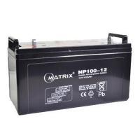 Батарея к ИБП Matrix 12V 100AH Фото