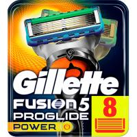 Сменные кассеты Gillette Fusion ProGlide Power 8 шт Фото