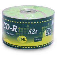 Диск CD KAKTUZ 700MB 52X Bulk 50 pcs ''LIME'' Фото