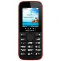Мобильный телефон ALCATEL ONETOUCH 1052D Deep Red Фото
