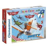 Пазл Clementoni Planes 24 элемента Фото