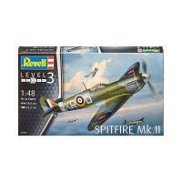 Сборная модель Revell Истребитель Supermarine Spitfire Mk.II 1:48 Фото