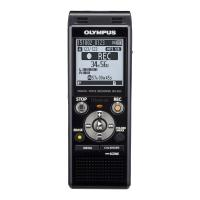 Цифровой диктофон OLYMPUS WS-853 8GB Black Фото