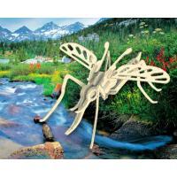 Сборная модель Мир деревянных игрушек Москит Фото