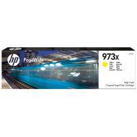 Картридж HP DJ No.973X Yellow (PageWide Pro 477dw) Фото