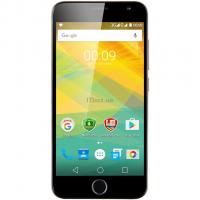 Мобильный телефон PRESTIGIO MultiPhone 7501 Grace R7 DUO Gold Фото