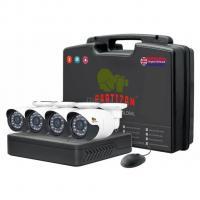 Комплект видеонаблюдения Partizan Outdoor Kit 2MP 4xAHD Фото