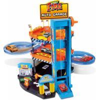 Ігровий набір Bburago Паркинг 3 уровня 2 машинки Фото