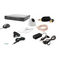 Комплект видеонаблюдения Tecsar 1IN-3M DOME Фото