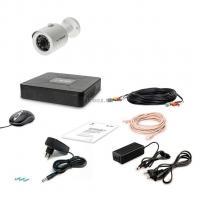 Комплект видеонаблюдения Tecsar 1OUT-2M-AUDIO Фото