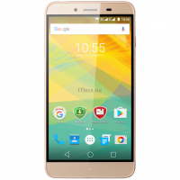 Мобильный телефон PRESTIGIO MultiPhone 3533 Grace Z3 DUO Gold Фото