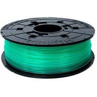 Пластик для 3D-принтера XYZprinting PLA(NFC) 1.75мм/0.6кг Filament, Clear Green Фото