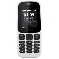Мобильный телефон Nokia 105 DS New White Фото
