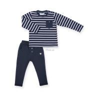Набор детской одежды Breeze в полосочку и с карманчиком Фото