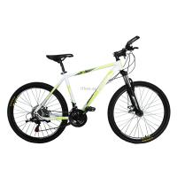 "Велосипед Trinx K036 26""х19"" White-Black-Green Фото"