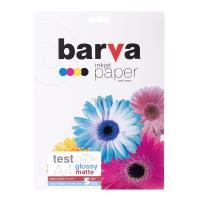 Бумага BARVA A4 test pack glossy&matte Фото